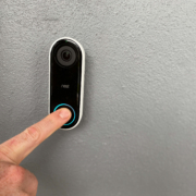 person-ringing-Nest-doorbell